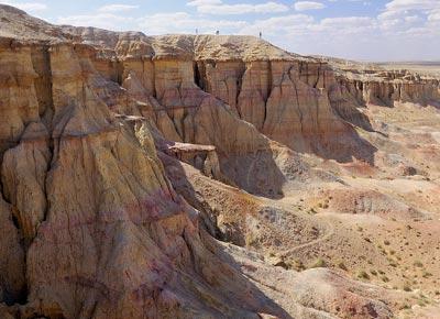 Mongolei Reisen Tsagaan Suvarga