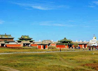 zentral mongolei reisen