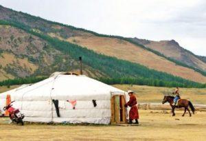 Mongolei Rundreisen 2021